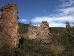 Ruinas de un pueblo abandonado
